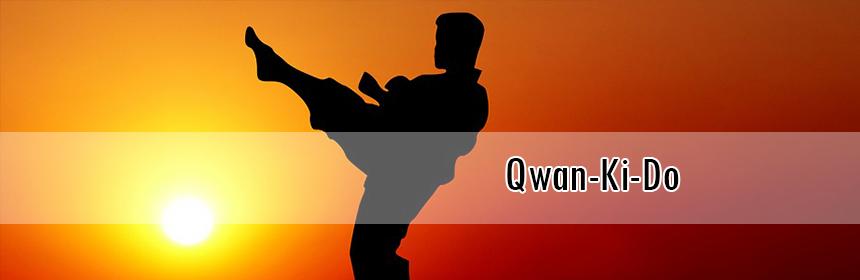 Qwan-Ki-Do, eine Mischung aus chinesischem und vietnamesischem Kung-Fu